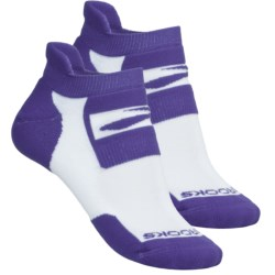 Brooks Essential Dri-Stitch Socks - 2-Pack, Ankle (For Women)