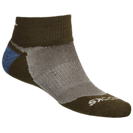 Brooks Infiniti Race Day Socks - Wool, Ankle (For Men and Women)