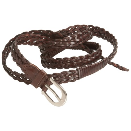 Woolrich Champlain Belt - Leather (For Women)