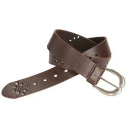 Woolrich Dushane Belt - Leather (For Women)