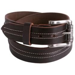 Woolrich Crawford Belt - Leather (For Men)