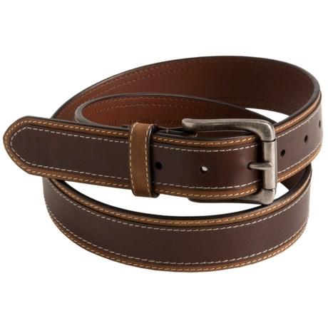 Woolrich Mansfield Belt - Leather (For Men)