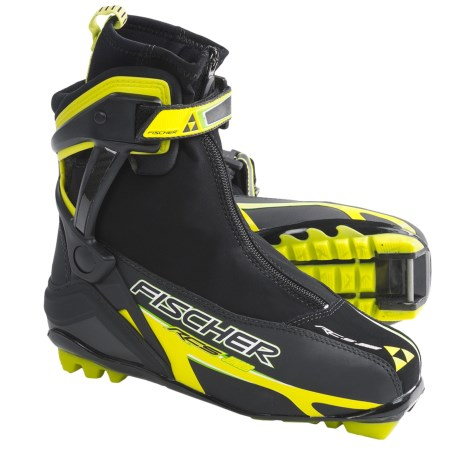 Fischer RCS Junior Cross-Country Ski Boots (For Youth)