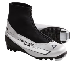 Fischer XC Touring Ski Boots - NNN (For Men)