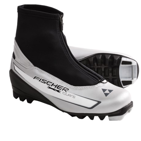 Fischer XC Touring Ski Boots - NNN (For Men)
