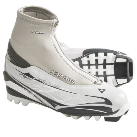 Fischer XC Touring My Style Cross-Country Ski Boots - NNN (For Women)