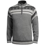 Dale of Norway Sverdrup Wool Sweater - Zip Neck (For Men)