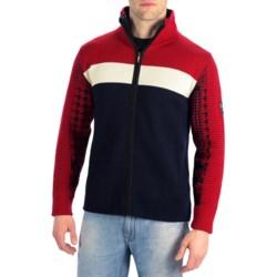 Dale of Norway Nordfjord Sweater - Full Zip (For Men)