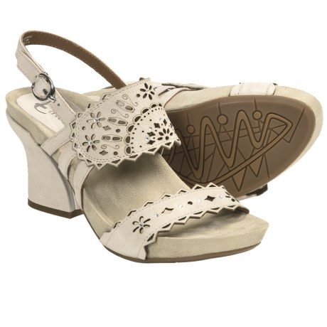 Earthies Rosarito Sandals - Leather (For Women)