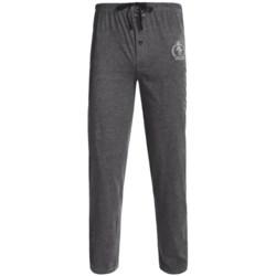Monte Carlo Polo & Jockey Club Lounge Pants - Cotton Jersey (For Men)