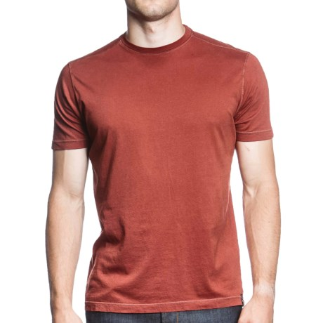 Agave Denim Links T-Shirt - Ring-Spun Cotton, Short Sleeve (For Men)