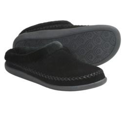 Daniel Green Geneva Slippers - Suede, Fleece Lining (For Women)
