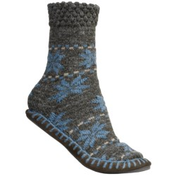 Woolrich Chimney Slipper Socks (For Women)