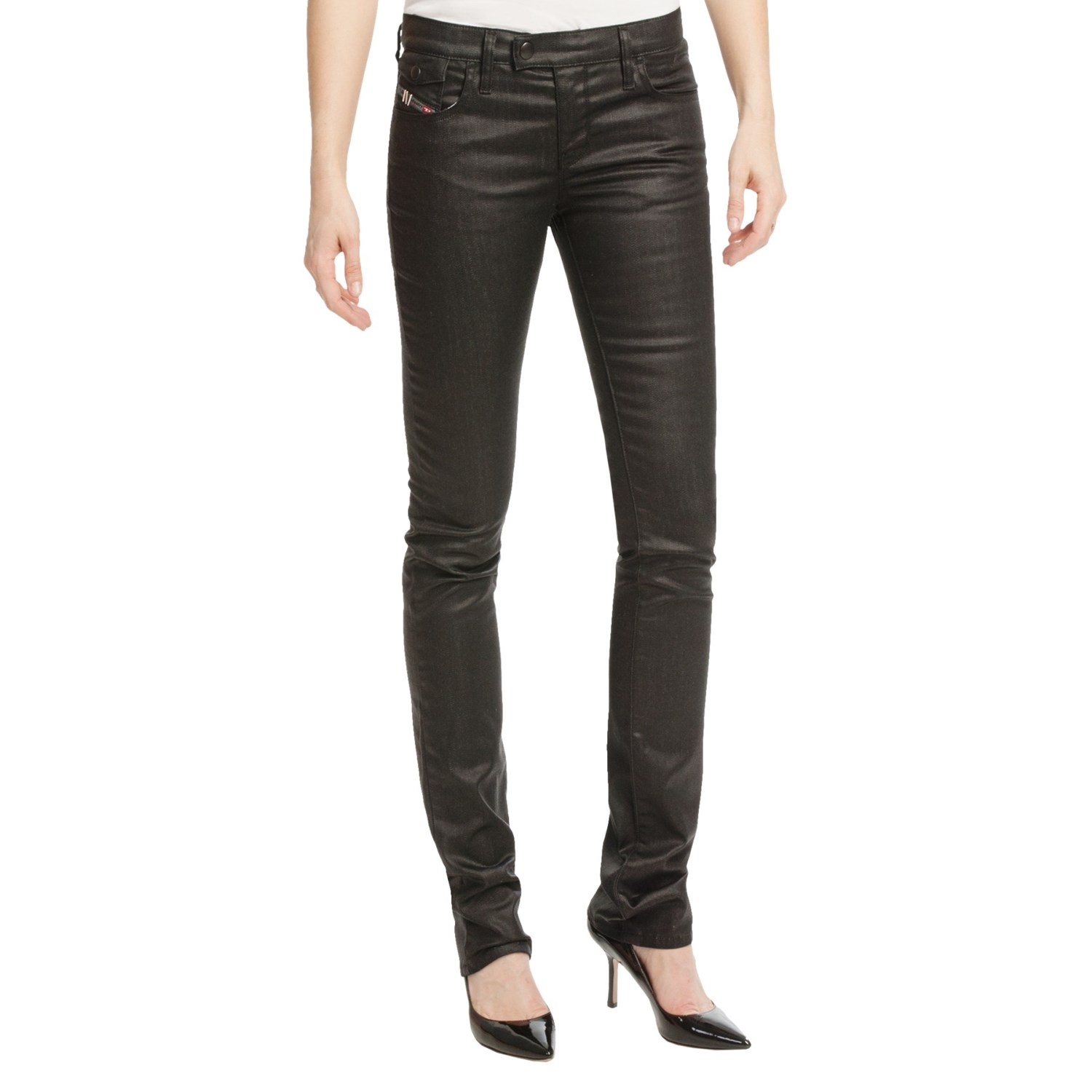 Cheap Black Skinny Jeans Womens - Xtellar Jeans