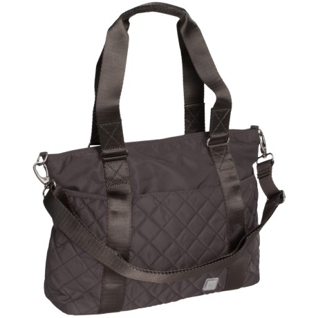 Ellington Annie Quilted Carryall Bag (For Women)