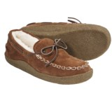 Acorn Yukon Moccasin Slippers - Suede (For Men)