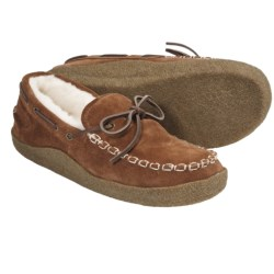 Acorn Yukon Suede Moccasins (For Men)