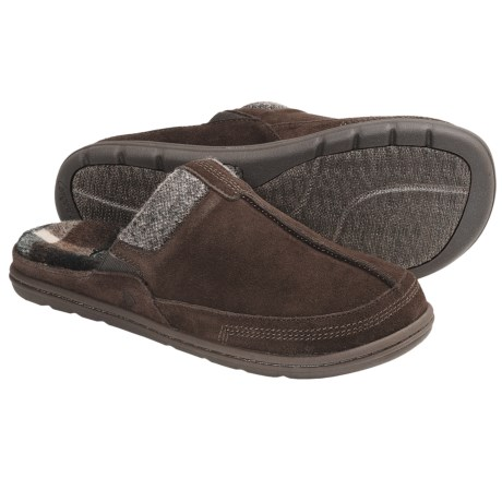 Acorn Descent Mule Slippers (For Men)