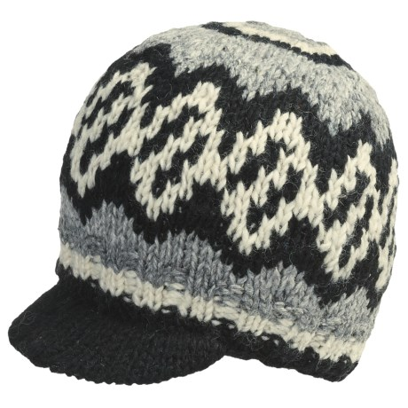 Fu-R Headwear Hatcher Brim Hat (For Women)