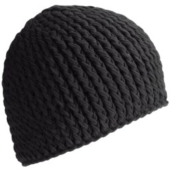 Fu-R Headwear Gimlet Beanie Hat - Fleece Lining (For Women)