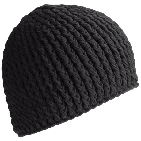 Turtle Fur Fu-R Headwear Gimlet Beanie Hat - Fleece Lining (For Women)