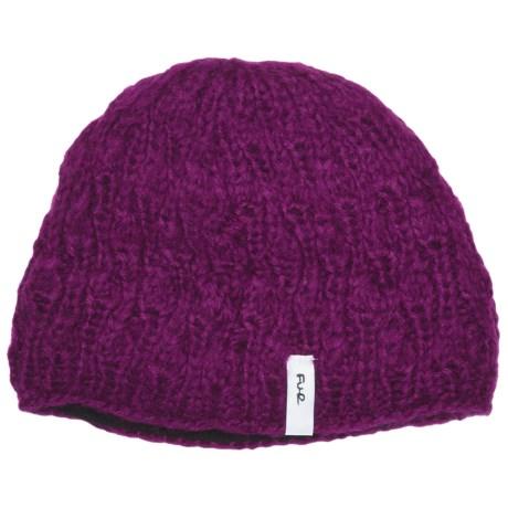 Turtle Fur Fu-R Headwear Fiddlehead Beanie Hat (For Men and Women)