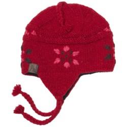 Turtle Fur Nepal Lia Hat - Wool, Ear Flaps (For Kids)