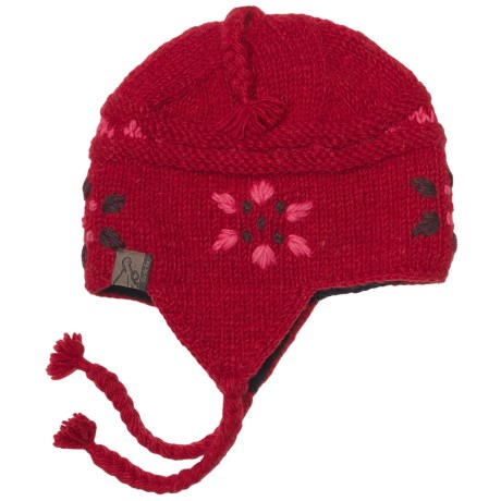 Turtle Fur Nepal Lia Hat - Wool, Ear Flaps (For Kids)