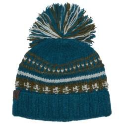 Turtle Fur Nepal Clovis Hat - Wool, Fold-Up Brim (For Women)