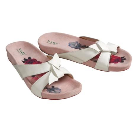 Naot Brazil Sandals (For Women)