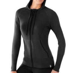 SmartWool Sportknit Hoodie Sweatshirt - Merino Wool (For Women)