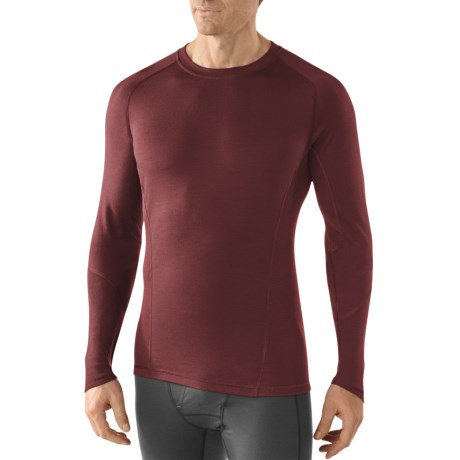 SmartWool NTS Light Base Layer Top - Merino Wool, Long Sleeve (For Men)