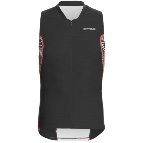 Orca 226 Tri Tank Top - Zip Neck (For Men)