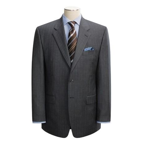 Lauren by Ralph Lauren Beaded Pinstripe Suit (For Men)
