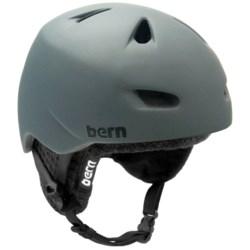 Bern Brentwood Multi-Sport Helmet - Removable Knit Liner