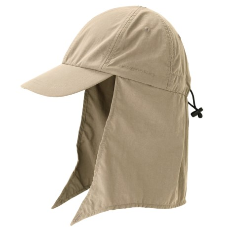 ExOfficio BugsAway® Cape Hat - UPF 30+, Insect Shield® (For Men and Women)