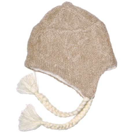 ExOfficio Chaleur Boucle Flap Beanie Hat (For Women)