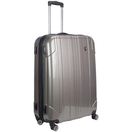 """Traveler's Choice Sedona Spinner Suitcase - Hardside, Expandable, 29"""""""