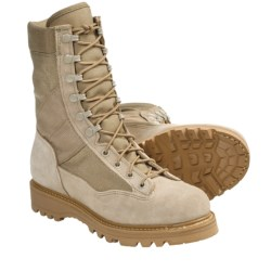 """Corcoran Army Desert Combat Boots - 9"""" (For Women)"""