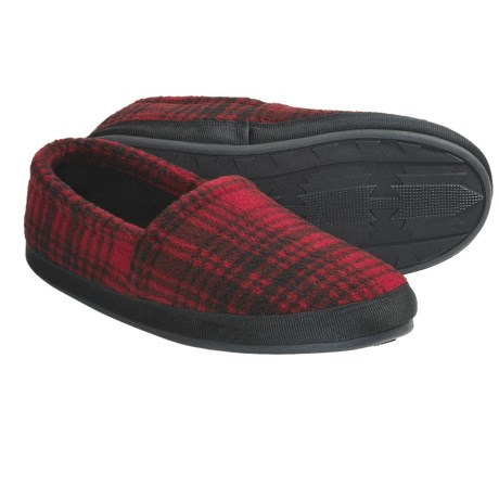 Woolrich Mulligan Slippers - Fleece (For Men)
