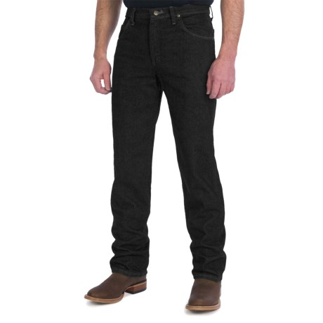 Wrangler Premium Performance Jeans - Cowboy Cut, Slim Fit (For Men)