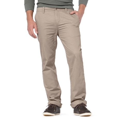 Horny Toad Kickstand Chino Pants - Organic Cotton Twill, Flat Front (For Men)