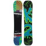 K2 WWW (World Wide Weapon) Rocker Snowboard