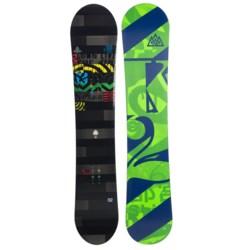 K2 Lifelike Snowboard