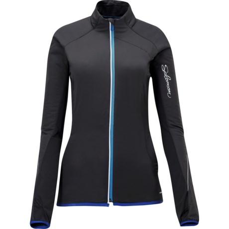 Salomon Super Fast II Jacket - Insulated (For Women)