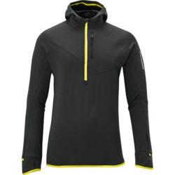 Salomon Swift Midlayer Hoodie Sweatshirt - Zip Neck (For Men)