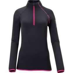Salomon XA Midlayer HZ Fleece Jacket - Zip Neck (For Women)