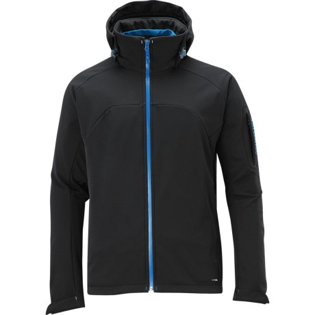 Salomon Snowtrip LII Jacket - Soft Shell, 3-in-1 (For Men)