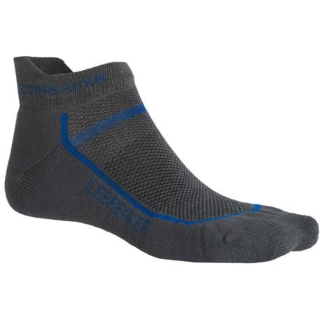 Icebreaker Multisport Ultralite Socks - Merino Wool, Below-the-Ankle (For Men)