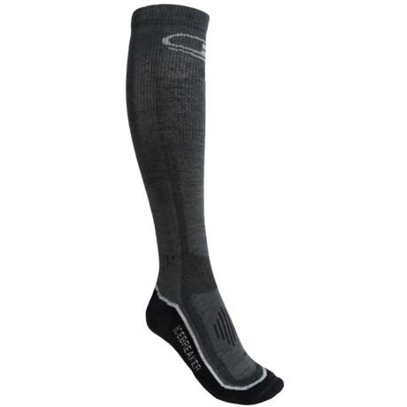 Icebreaker Ski Lite Socks - Merino Wool, Over-the-Calf, 2-Pack (For Women)